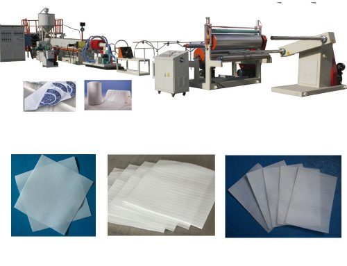 EPE 120 PE Foam Sheet Extruder