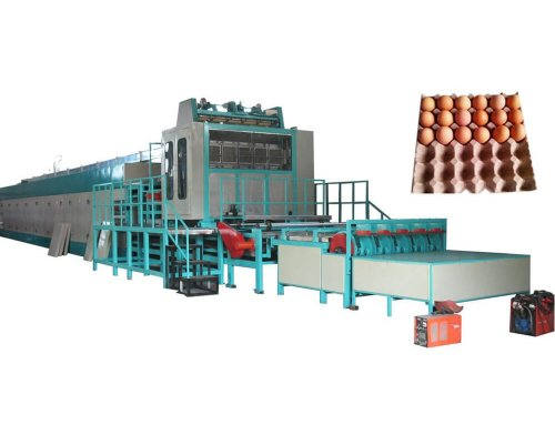 DY-6000 Paper Egg Tray Production Line