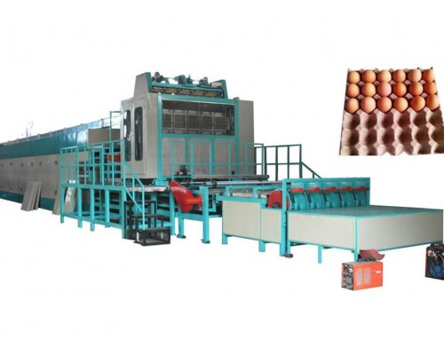 How about your EGG TRAY MACHINE?