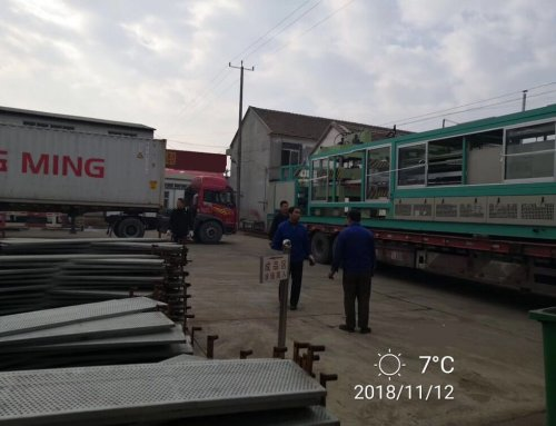 Loading and Delivery of Carton Box Making Machine